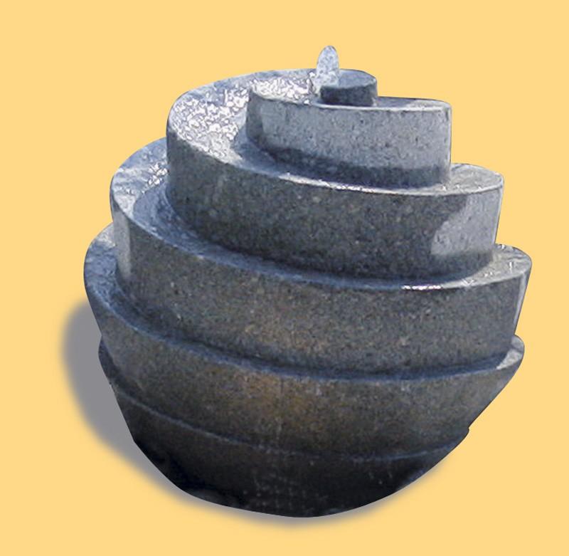 Pramenný Kámen Spirála Pramenfontánka Z Přírodního Kamene